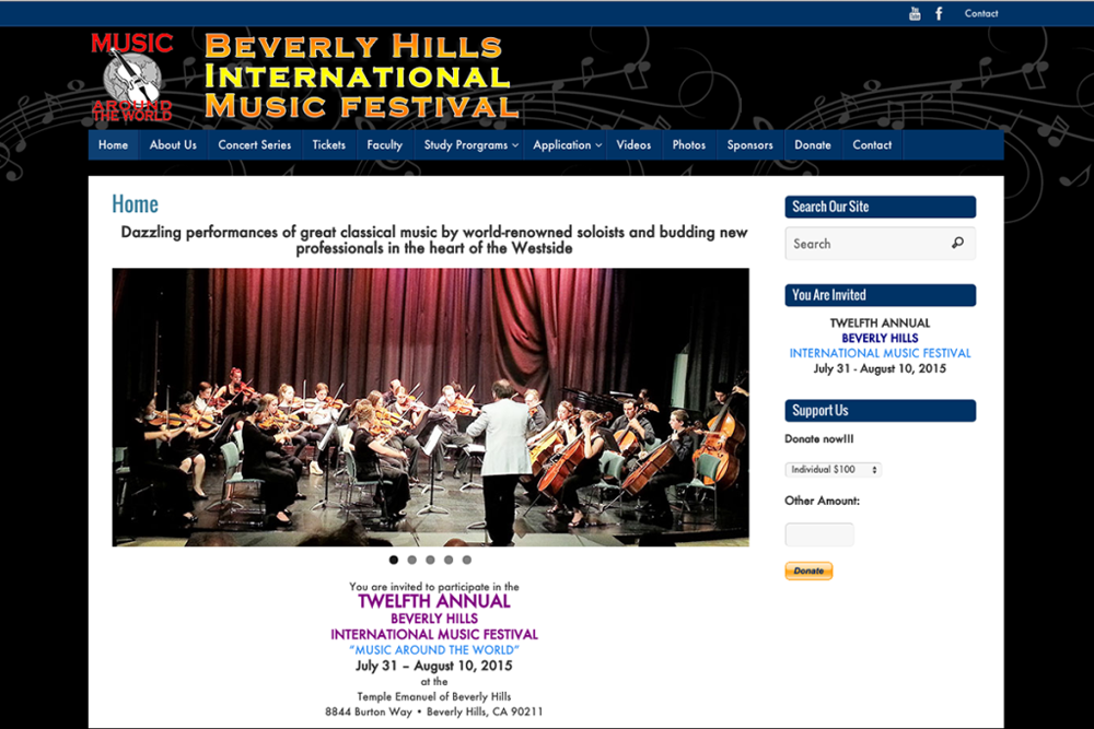 Beverly Hills International Music Festival