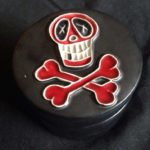 Skull and Crossbones Jewel Box