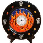 Clock Platter