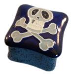 Skull And Crossbones Ring Box