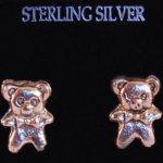 Teddy Bear Studs