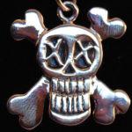 Skull And Crossbones Pendant