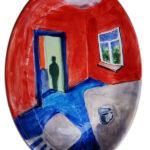 Doorway Platter