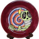 Horned Skull Plate