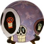 Skulls and Skulls and Skulls Platter
